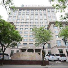 Отель Juny Oriental Hotel Китай, Пекин - отзывы, цены и фото номеров - забронировать отель Juny Oriental Hotel онлайн парковка