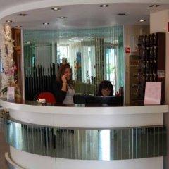 Hotel Nelson Римини интерьер отеля фото 2