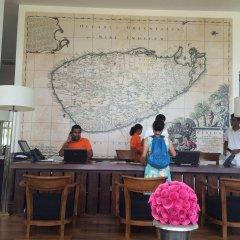 Отель Anilana Nilaveli интерьер отеля фото 2
