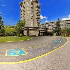Отель The Westin Prince Toronto Канада, Торонто - отзывы, цены и фото номеров - забронировать отель The Westin Prince Toronto онлайн парковка