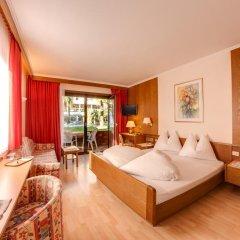 Отель Wellnesshotel Glanzhof Марленго комната для гостей фото 4