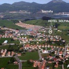 Отель Solymar фото 3