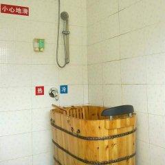 Отель Golden Lands Hotel Китай, Шэньчжэнь - отзывы, цены и фото номеров - забронировать отель Golden Lands Hotel онлайн ванная фото 2