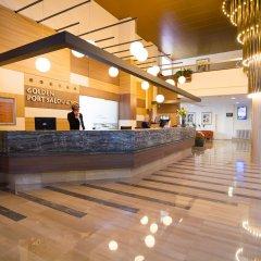 Отель Golden Port Salou & Spa интерьер отеля