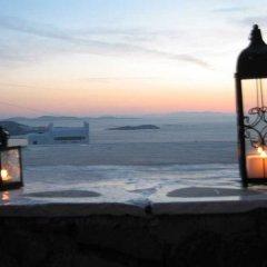 Отель Damianos Mykonos Hotel Греция, Миконос - отзывы, цены и фото номеров - забронировать отель Damianos Mykonos Hotel онлайн пляж фото 2