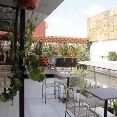 Отель Stayinn Barefoot Condesa Мехико балкон
