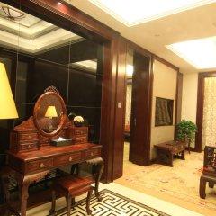 Отель Tang Dynasty West Market Hotel Xian Китай, Сиань - отзывы, цены и фото номеров - забронировать отель Tang Dynasty West Market Hotel Xian онлайн интерьер отеля фото 3