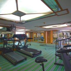 Отель MONTIEN Бангкок фитнесс-зал