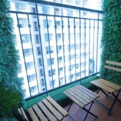 Апартаменты Bayhomes Times City Serviced Apartment бассейн