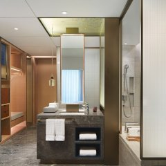 Отель Sheraton Shenzhen Nanshan Шэньчжэнь ванная фото 2