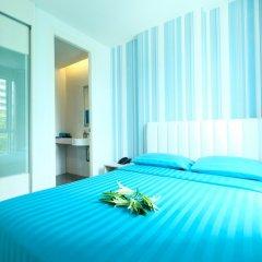 D@Sea Hotel комната для гостей фото 3