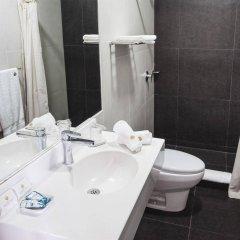 Hotel Santa Cruz ванная