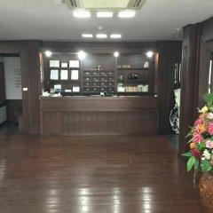 Kashiwaya Ryokan Thai Hotel Бангкок интерьер отеля