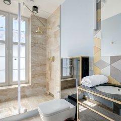 Отель Apartamenty Sowa Gdańsk Польша, Гданьск - отзывы, цены и фото номеров - забронировать отель Apartamenty Sowa Gdańsk онлайн ванная фото 2