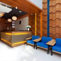 The Allano Phuket Hotel интерьер отеля