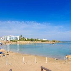 Отель Sirena Bay Villa 14 Кипр, Протарас - отзывы, цены и фото номеров - забронировать отель Sirena Bay Villa 14 онлайн пляж