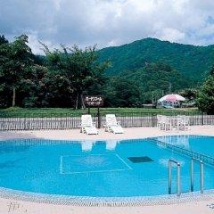 Отель Yumeminoyado Kansyokan Синдзё бассейн
