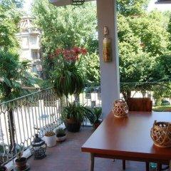 Отель La Badia del Cavaliere балкон