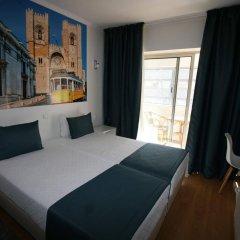 Отель Patria Hotel Португалия, Лиссабон - 1 отзыв об отеле, цены и фото номеров - забронировать отель Patria Hotel онлайн комната для гостей фото 3