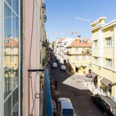 Отель Lisbon Inn Португалия, Лиссабон - отзывы, цены и фото номеров - забронировать отель Lisbon Inn онлайн балкон