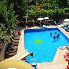 Sunway Apart Hotel Аланья бассейн