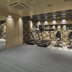 Akasaka Excel Hotel Tokyu фитнесс-зал