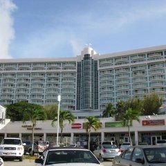 Отель Verona Resort & Spa Тамунинг парковка