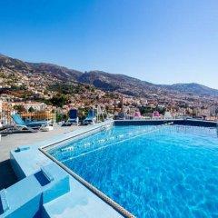 Отель Monte Carlo Португалия, Фуншал - отзывы, цены и фото номеров - забронировать отель Monte Carlo онлайн бассейн фото 2