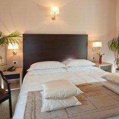 Отель c-hotels Club House Roma 4* Стандартный номер с различными типами кроватей фото 25