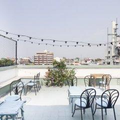 Отель KS House Бангкок бассейн