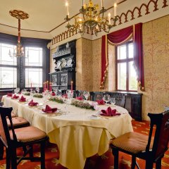 Отель Schloss Monchstein Зальцбург помещение для мероприятий фото 2
