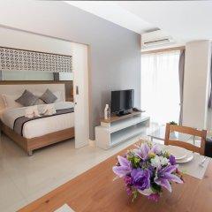 Отель Racha Residence Sri Racha комната для гостей