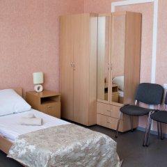 Hotel Kurgan Петрозаводск комната для гостей фото 3