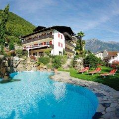 Отель Sonnenhof Италия, Марленго - отзывы, цены и фото номеров - забронировать отель Sonnenhof онлайн бассейн фото 3