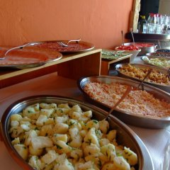 Отель Mariblu Bed & Breakfast Guesthouse питание фото 3