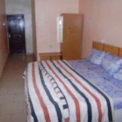 Отель Yseg Hotel Ibadan Нигерия, Ибадан - отзывы, цены и фото номеров - забронировать отель Yseg Hotel Ibadan онлайн комната для гостей фото 3