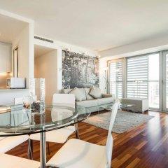 Отель Rent Top Apartments Beach-Diagonal Mar Испания, Барселона - отзывы, цены и фото номеров - забронировать отель Rent Top Apartments Beach-Diagonal Mar онлайн комната для гостей фото 4