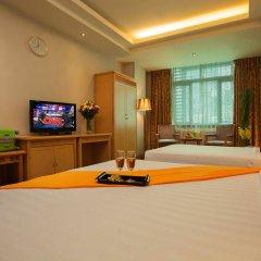 Silverland Min Hotel комната для гостей