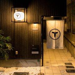 Отель Tateru Bnb Minoshima A Хаката сауна