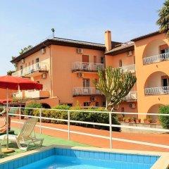 Отель Residence Villa Giardini Джардини Наксос детские мероприятия фото 2