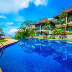 Курортный отель Crystal Wild Panwa Phuket бассейн фото 2