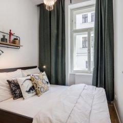 Апартаменты Zizkov Apartment Prague комната для гостей фото 4