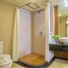 Отель Samui Sense Beach Resort ванная фото 2