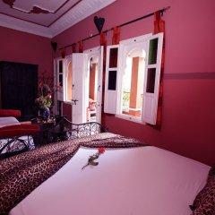 Отель Riad L'Arabesque комната для гостей