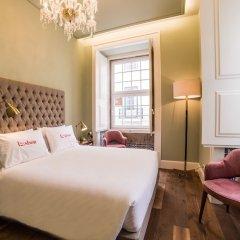 Отель Dare Lisbon House Португалия, Лиссабон - отзывы, цены и фото номеров - забронировать отель Dare Lisbon House онлайн комната для гостей фото 4