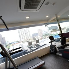 Parc Sovereign Hotel - Tyrwhitt фитнесс-зал фото 2
