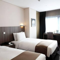 Centermark Hotel комната для гостей