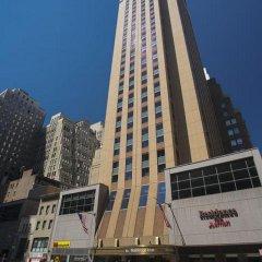 Отель Residence Inn by Marriott New York Manhattan/Times Square США, Нью-Йорк - отзывы, цены и фото номеров - забронировать отель Residence Inn by Marriott New York Manhattan/Times Square онлайн приотельная территория