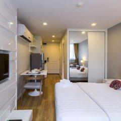 Отель United Residence Таиланд, Бангкок - отзывы, цены и фото номеров - забронировать отель United Residence онлайн комната для гостей фото 5