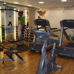 Отель Scandic Segevang Мальме фитнесс-зал